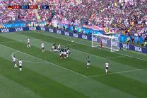 خلاصه بازی آلمان و مکزیک در جام جهانی 2018 روسیه