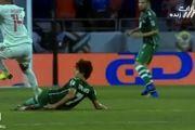 فیلم خلاصه بازی ایران و عراق در جام ملت های آسیا
