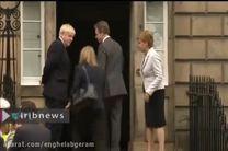 فیلم هو شدن بوریس جانسون در اسکاتلند