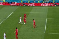 خلاصه بازی تونس و انگلیس در جام جهانی 2018 روسیه