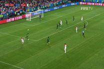 خلاصه بازی کرواسی نیجریه در جام جهانی 2018 روسیه