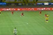 فیلم گل اول سپاهان به پرسپولیس توسط محمد محبی