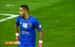 خلاصه بازی برگشت پرسپولیس الدحیل