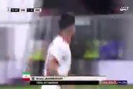 گل اول ایران به عمان در یک هشتم نهایی جام ملت ها