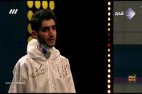 فیلم اجرای سجاد رضایی در مرحله دوم عصر جدید