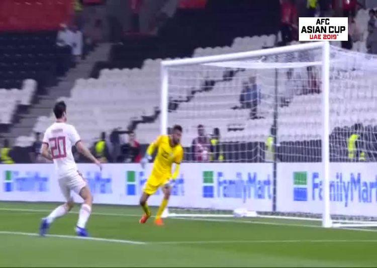 فیلم خلاصه بازی ایران و یمن در جام ملت های آسیا 2019