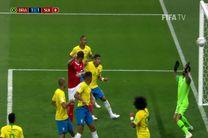 خلاصه بازی برزیل سوییس در جام جهانی 2018 روسیه
