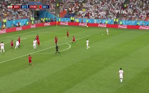 خلاصه بازی ایران پرتغال در جام جهانی 2018 روسیه