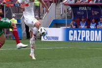 خلاصه بازی پرتغال مراکش در جام جهانی 2018 روسیه