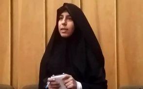 پاسخ مبهم شهردار احتمالی تهران به سوال خبرنگار/خانم منجم، معاون برنامه ریزی شهردار احتمالی آینده تهران است؟