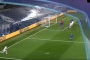 فیلم گل اول رئال مادرید به چلسی  توسط بنزما