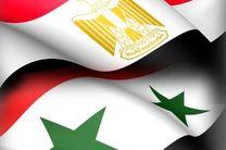 نخستین ثمره سفر عون به قاهره / سوریه به اتحادیه عرب باز گردد