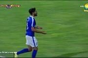 فیلم گل اول پرسپولیس به گل گهر سیرجان توسط على علیپور