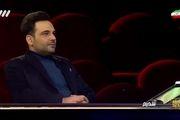 فیلم اجرای علی فریادی در مرحله نیمه نهایی عصر جدید