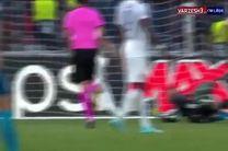 گل فوق العاده سردار آزمون در لیگ قهرمانان اروپا