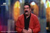 فیلم اجرای عباس رثایی در مرحله دوم برنامه عصر جدید ۲