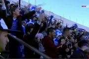 فیلم گل اول استقلال به پرسپولیس توسط ارسلان مطهری