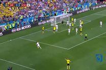 خلاصه بازی سوئد کره جنوبی در جام جهانی 2018 روسیه