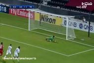 گل پرسپولیس به السد در دیدار رفت نیمه نهایی لیگ قهرمانان آسیا