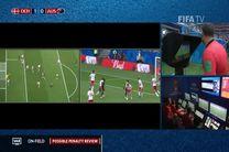 خلاصه بازی دانمارک استرالیا در جام جهانی 2018 روسیه