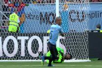 خلاصه بازی اروگوئه عربستان سعودی در جام جهانی 2018 روسیه