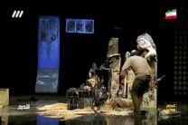فیلم اجرای صالح سخندان در مرحله نیمه نهایی عصر جدید