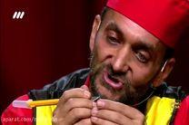 فیلم اجرای محمدمهدی رحمتی در قسمت دوازدهم عصر جدید