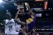 فیلم 10 حرکت برتر کوبی برایانت در مسابقات بسکتبال NBA