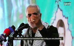 واکنش سردار سلیمانی به اقدام آمریکا علیه سپاه