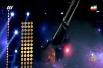 فیلم اجرای داریوش سوسنی در نیمه نهایی عصر جدید