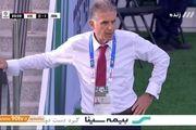 گل دوم ایران به ویتنام توسط سردار آزمون در جام ملت های آسیا 2019