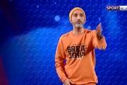 فیلم استندآپ کنایه آمیز ژوله به صداوسیما در کلاسیکو اولین برنامه اینترنتی عادل فردوسی پور