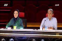 فیلم اجرای صالح سخندان در مرحله دوم عصر جدید