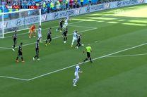 خلاصه بازی آرژانتین ایسلند در جام جهانی 2018 روسیه