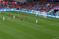 خلاصه دیدار اروگوئه و مصر در جام جهانی 2108 روسیه