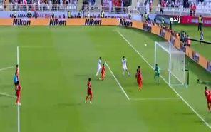 گل اول ایران به ویتنام در جام ملت های آسیا