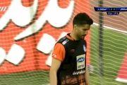فیلم گل دوم استقلال خوزستان به استقلال